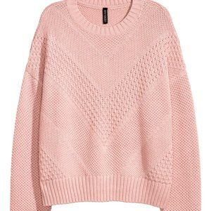3/$20 H & M Divided Sweater